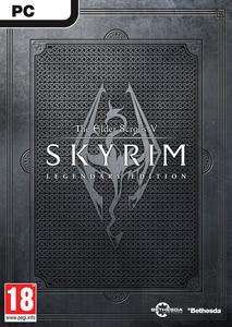 Packaging of The Elder Scrolls V: Skyrim Legendary Edition [PC]