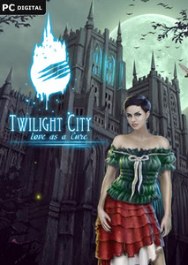 Packaging of Twilight City: Love as a Cure [PC]