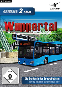 Verpackung von Omsi 2 Wuppertal [PC]