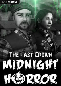 Packaging of The Last Crown: Midnight Horror [PC]