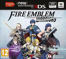 Emballage de Fire Emblem Warriors [3DS]