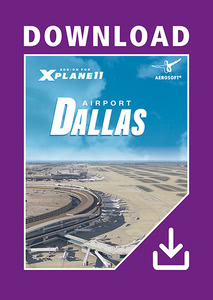 Packaging of Airport Dallas/Fort Worth International XP [PC]