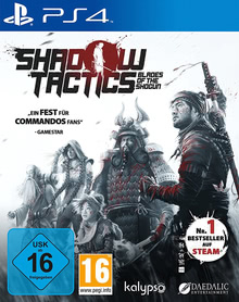 Verpackung von Shadow Tactics: Blades of the Shogun [PS4]