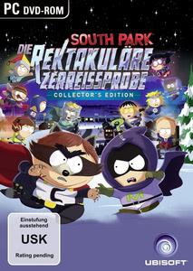 Verpackung von South Park: Die Rektakuläre Zerreißprobe Collector Edition [PC]
