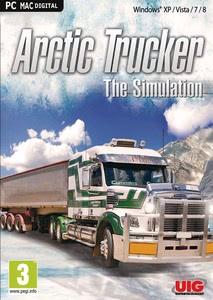 Packaging of Arctic Trucker Simulator [PC / Mac]