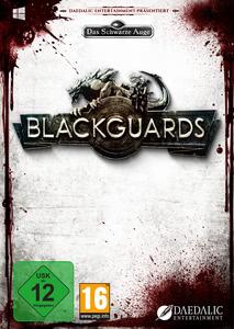 Verpackung von Blackguards Das Schwarze Auge [PC]