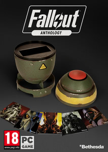 Verpackung von Fallout Anthology - PEGI AT [PC]