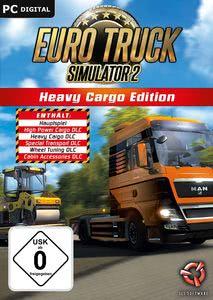 Verpackung von Euro Truck Simulator 2 Heavy Cargo Edition [PC]