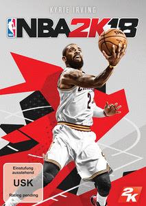 Verpackung von NBA 2K18 DayOne Edition (DLC only) [PC]