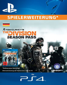 Verpackung von The Division Season Pass [PS4]