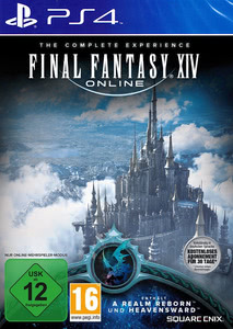 Verpackung von FINAL FANTASY XIV Complete Edition [PS4]