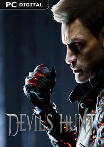 Packaging of Devils' Hunt [PC]