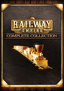 Verpackung von Railway Empire Complete Collection [PC]