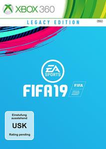 Verpackung von Fifa 19 Legacy Edition [Xbox 360]