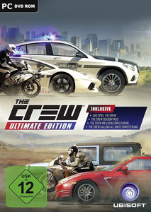 Verpackung von The Crew Ultimate Edition [PC]