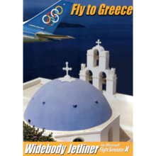 Packaging of Fly to Greece FSX Add-on [PC]