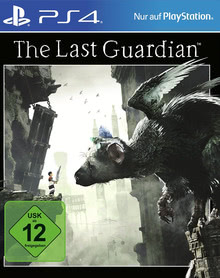 Verpackung von The Last Guardian [PS4]