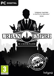 Packaging of Urban Empire [PC]