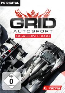 Verpackung von GRID: Autosport - Season Pass [PC]
