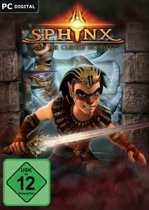 Verpackung von Sphinx and the Cursed Mummy [PC]
