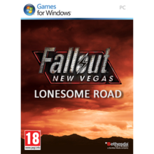 Packaging of Fallout: New Vegas: Lonesome Road (DLC) [PC]