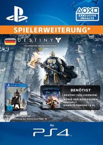 Verpackung von Destiny Das Erwachen der Eisernen Lords [PS4]