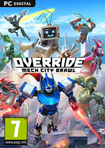 Packaging of Override: Mech City Brawl [PC]