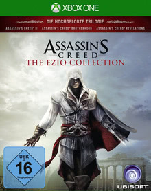 Verpackung von Assassin's Creed Ezio Collection [Xbox One]