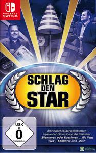 Verpackung von Schlag den Star [Switch]