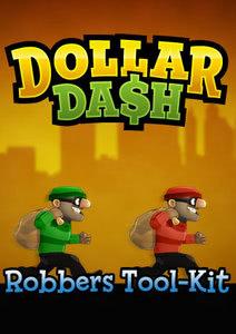 Verpackung von Dollar Dash DLC - Robbers Tool Kit [PC]
