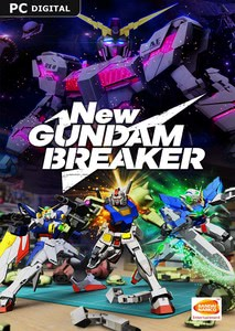 Packaging of New Gundam Breaker [PC]