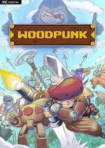 Packaging of Woodpunk [PC]