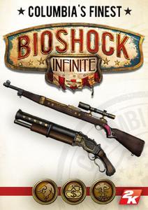 Packaging of Bioshock Infinite: Columbia's Finest [Mac]