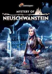 Packaging of Mystery of Neuschwanstein [Mac]