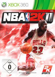 Verpackung von NBA 2K11 [Xbox 360]