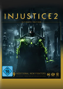 Verpackung von Injustice 2 - Ultimate Edition [PC]
