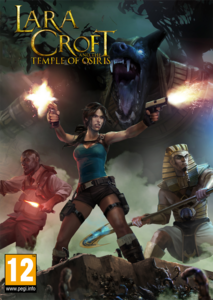 Packaging of Lara Croft and the Temple of Osiris [PC]