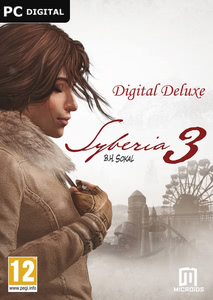 Packaging of Syberia 3 Deluxe Edition [PC / Mac]