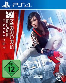 Verpackung von Mirror's Edge Catalyst [PS4]