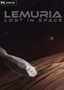 Packaging of Lemuria: Lost in Space [PC]