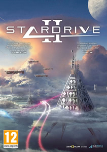 Packaging of StarDrive 2 [PC]