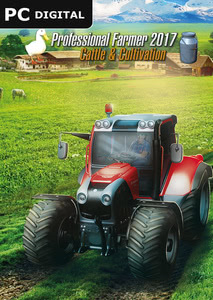 Packaging of Professional Farmer 2017 Cattle & Cultivation [PC]