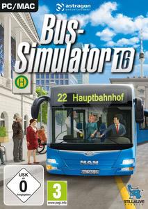Verpackung von Bus-Simulator 16 [PC / Mac]