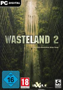 Verpackung von Wasteland 2 [PC]