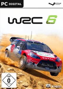 Verpackung von WRC 6 [PC]
