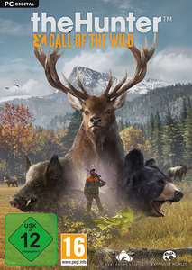 Verpackung von theHunter: Call of the Wild [PC]