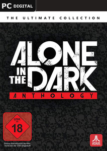 Packaging of Alone in the Dark Anthology [PC]
