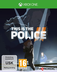 Verpackung von This is the Police 2 [Xbox One]