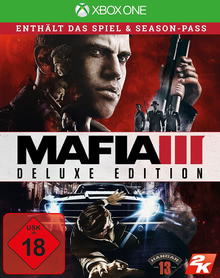 Verpackung von Mafia 3 - Deluxe Edition [Xbox One]
