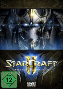 Verpackung von StarCraft II - Legacy of the Void [PC]